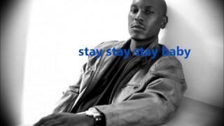 Tyrese Stay karaoke