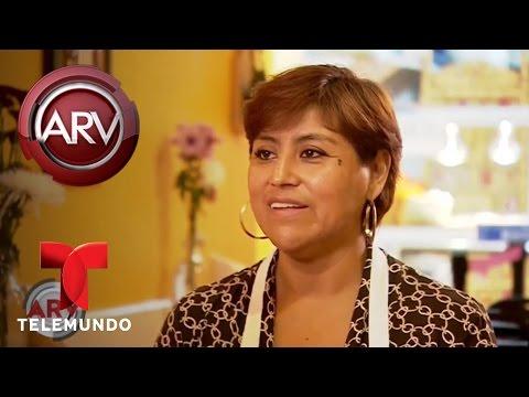 Indocumentada mexicana triunfa con sus tacos en EUU | Al Rojo Vivo | Telemundo