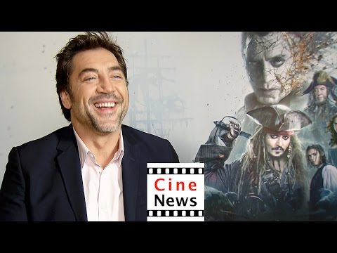 """Pirates of the Caribbean 5"" – ""Salazars Rache"" – Interview: Javier Bardem"