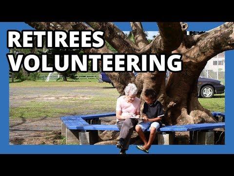 Volunteering Around the World in Retirement - Global Volunteers