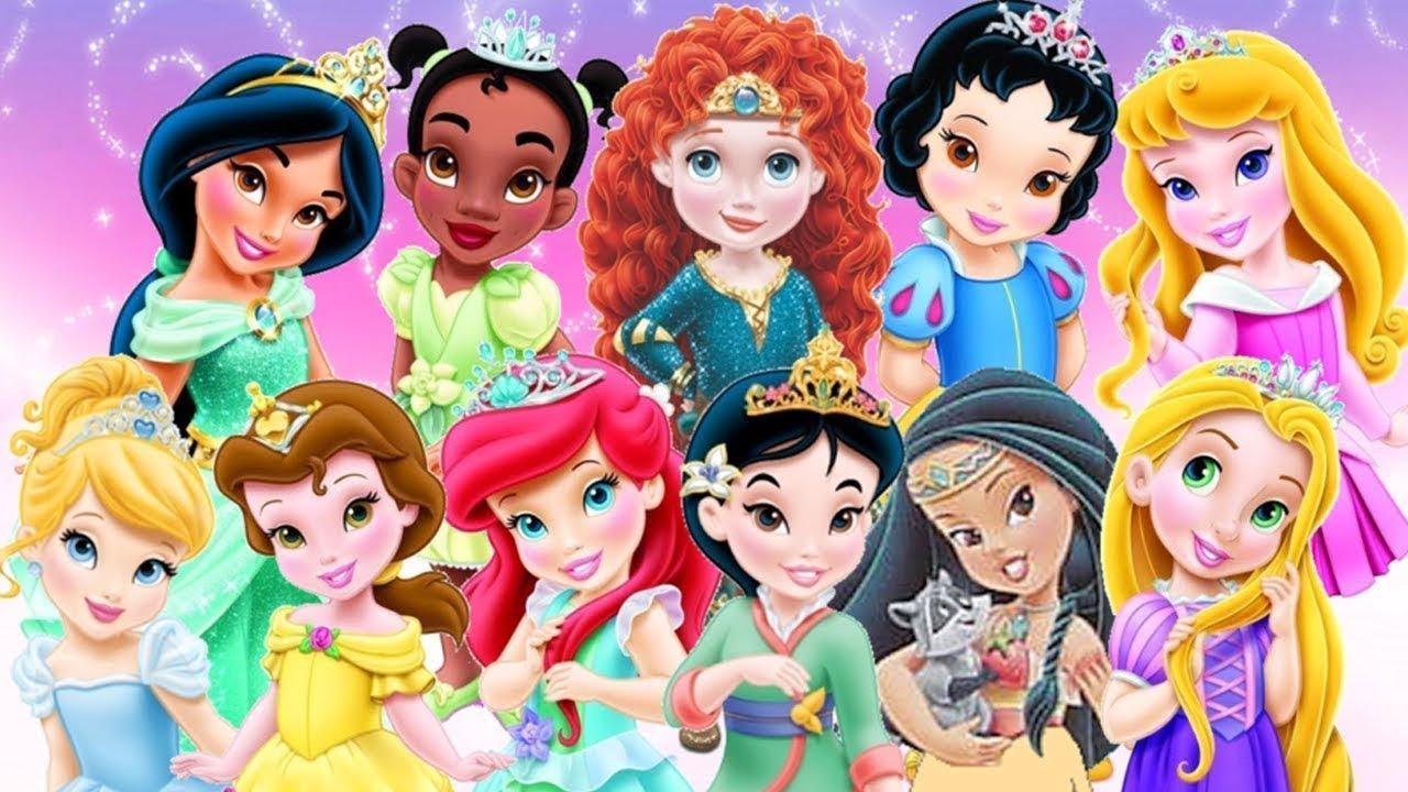 Baby Disney Princesses - Disney Princess Wallpaper ...  |Baby Disney Princess