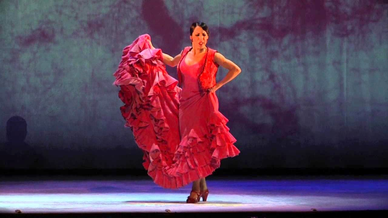 Ballet Flamenco Andalucia Flamenco Festival At New York City Center Youtube