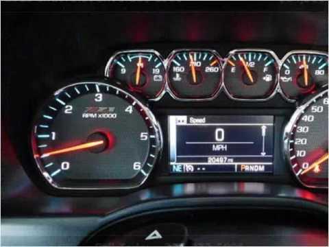 2015 Chevrolet Silverado 1500 Used Cars Honaker VA. Modern Chevrolet Sales