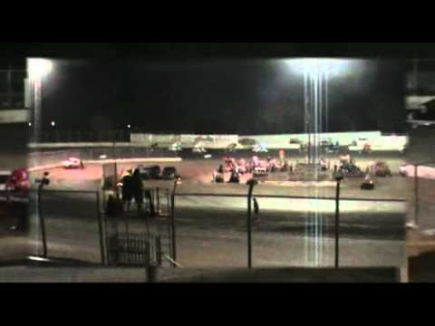 Sprint Series of Texas at Kennedale Speedway Park A-Main 7-30-11