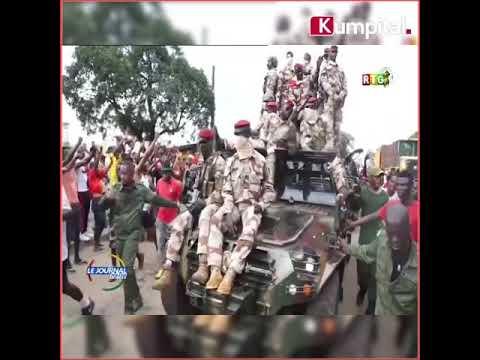 Guinée | Fête du 2 Octobre : Liesse populaire à Conakry
