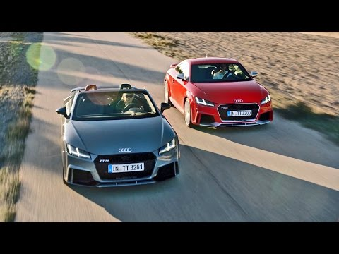 OFFICIAL: 2017 Audi TT RS 400HP - Coupe and Roadster
