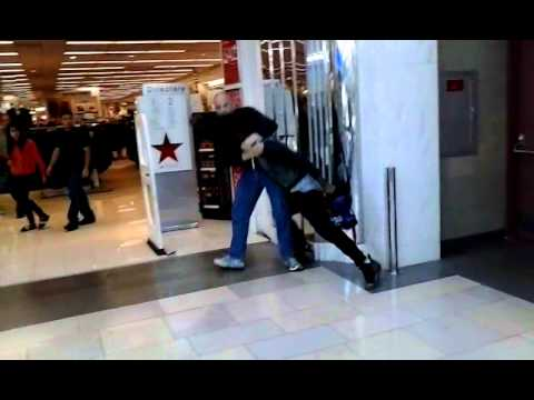 White Marsh Mall-  Security Guard And Shop Lifter(1)