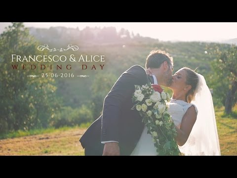 Video matrimonio Prato, Tenuta Artimino, Carmignano