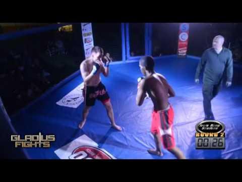 Gladius Fights 18 Gregory v Johnson