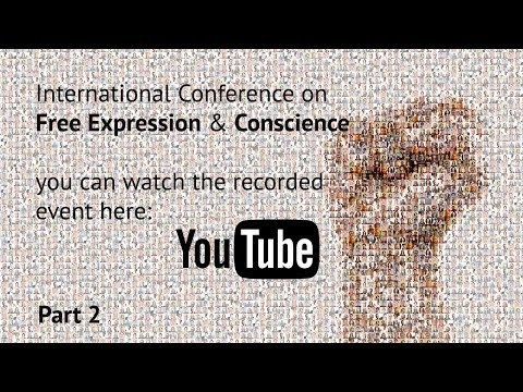 International Conference on Free Expression & Conscience