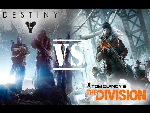 The Division (Xbox One)  Vs Destiny (Xbox One)