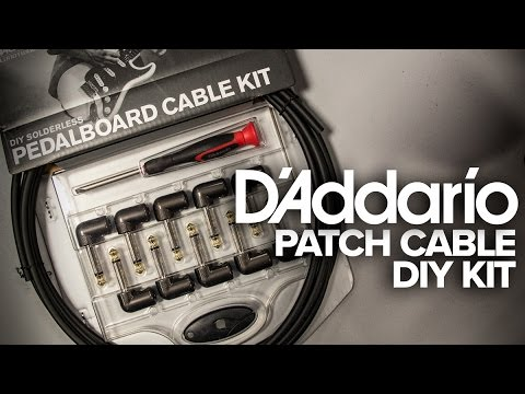 Strings Direct TV | D'Addario Planet Waves Instrument & Patch Cable DIY Kits