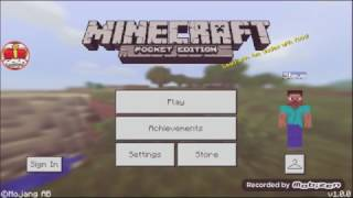 How to switch from Survival to Creative Mode on Minecraft PE