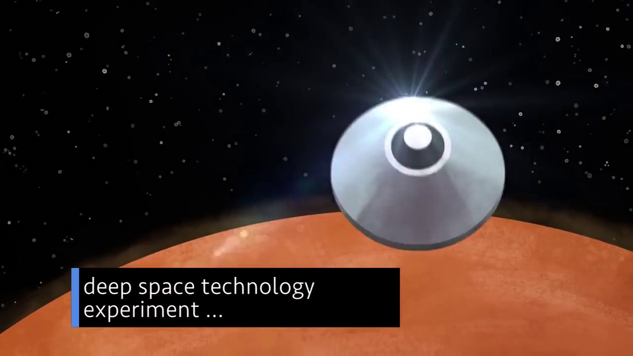 Our Newest Mission to Mars on This Week @NASA – May 5, 2018