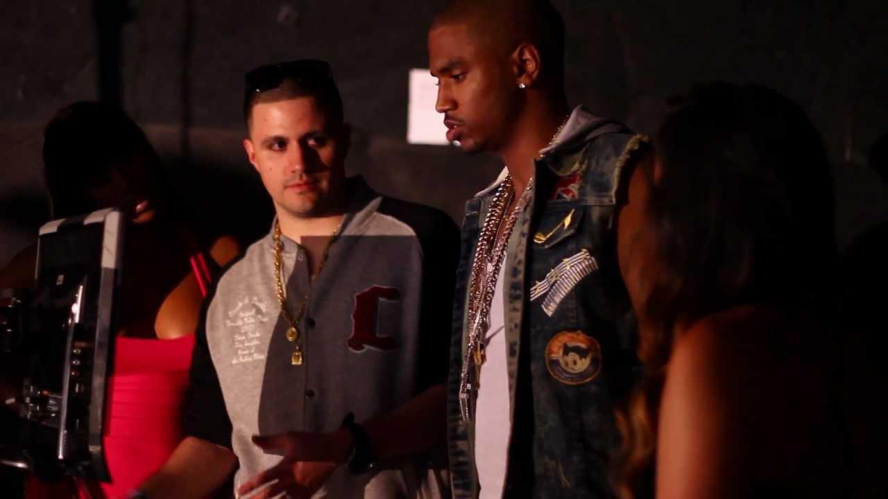 Trey and ken behind the scenes