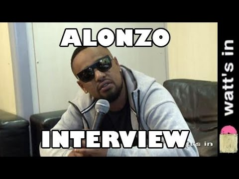 Alonzo : On met les voiles Interview Exclu