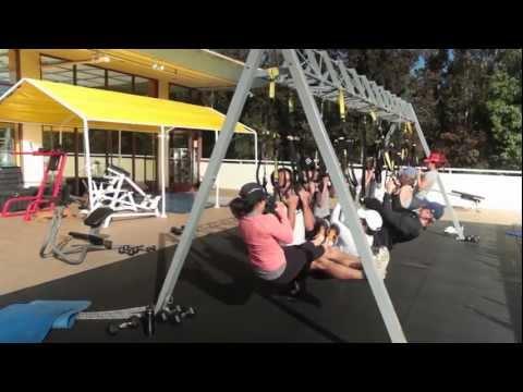 Malibu Fitness TRX Class