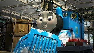 Томас и его друзья СНЕГОПАД Ещё больше эпизодов Детские мультики Видео для детей