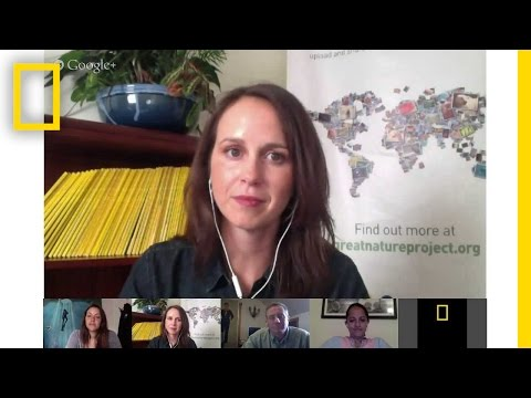 Hangout: Global Snapshot the World's Plants, Animals | National Geographic