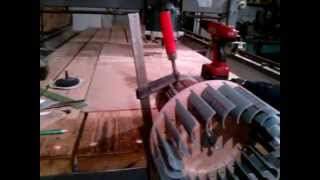 видео вентилятор центробежный