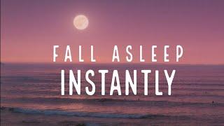 Insomnia Healing Music ★︎ Fall Asleep Fast ★︎ Delta Waves, Binaural Beats, Dark Screen