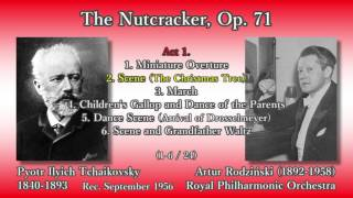 Pyotr Ilyich Tchaikovsky (1840-1893) The Nutcracker, Op. 71 (0:00:0...