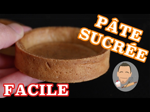 ✌-pate-sucrÉe-en-5-minutes-★-recette-spécial-tarte-/-express-/-facile-✌