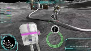 Moonbase Alpha Gameplay