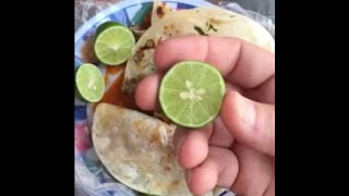 How To Squeeze Limes On Your Tacos Like A Mexican