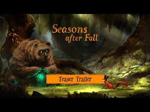 Seasons After Fall: Teaser Trailer