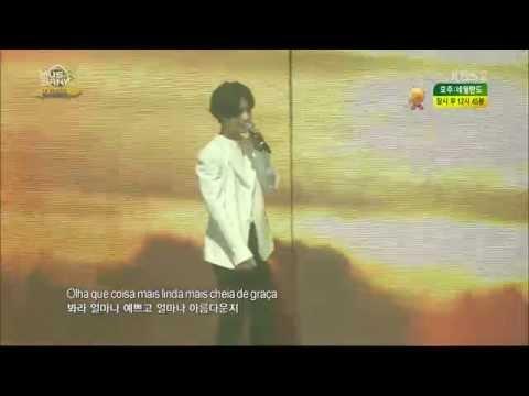 [Music Bank In Brazil]140618 TaeMin_The girl from ipanema