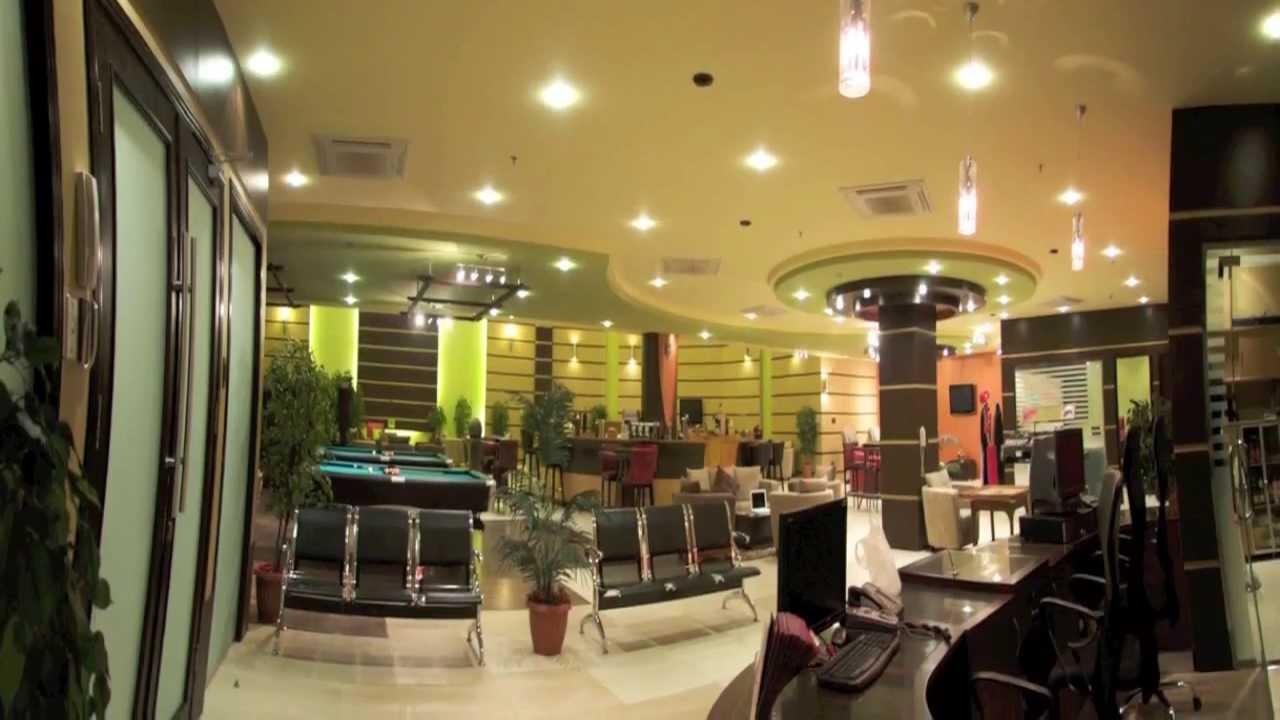 Beauty Salon مراكز نسائية وصالونات - YouTube