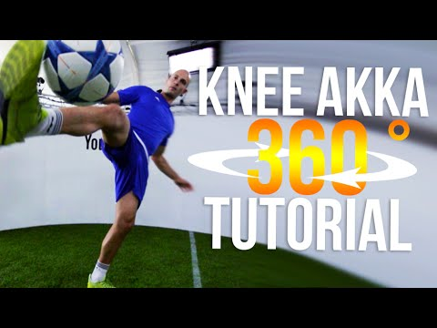 The Knee AKKA 360° Bullet-Time Tutorial | Ft.Daniel Cutting
