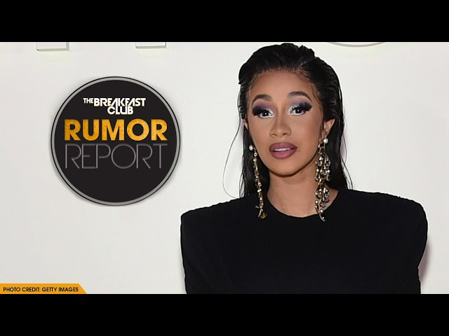 Cardi B Is Officially Fed Up with Stalkers