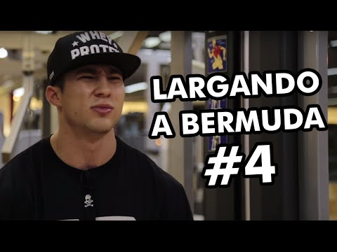 LARGANDO A BERMUDA #4