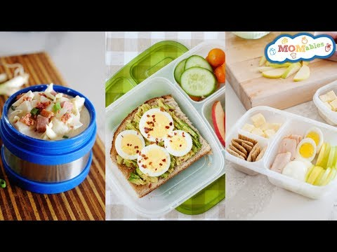 How To Pack Lunches For Teens | Lunch Containers & Ideas