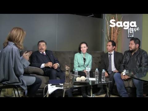 #SagaLive - Jorge Ortiz de Pinedo, Marco Gil Vela, Ilyamin Merlin y Laura Teresa Torres
