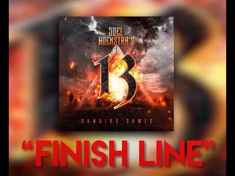 "Joel Hoekstra's 13 debut new song ""Finish Line"" off new album Running Games"