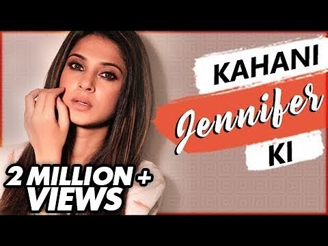 KAHANI JENNIFER KI | Lifestory of Jennifer Winget | Biography | TellyMasala