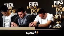 Weltfußballer-Wahl schmerzt Ribéry immer noch | SPORT1 DER TAG