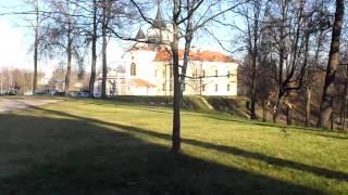 видео Замок БИП в Павловске