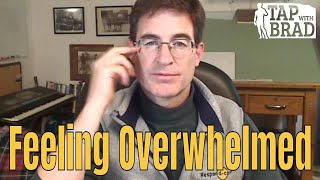 Video Feeling Overwhelmed - EFT with Brad Yates download MP3, 3GP, MP4, WEBM, AVI, FLV Agustus 2018