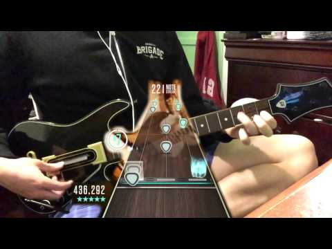 Guitar Hero: Live - Through the Fire and Flames (Expert 97%)