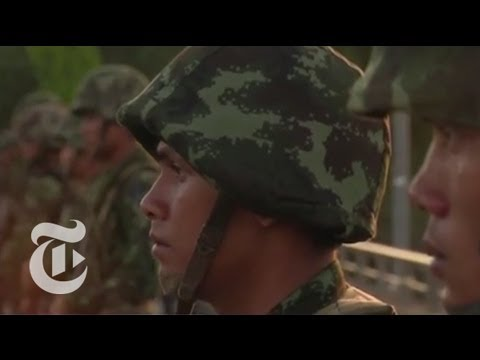 Military Coup in Thailand | Times Minute 5/22/14 | The New York Times