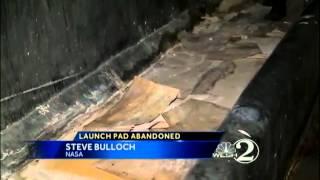 NASA abandons historic launch pad
