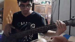 เหงาเหมือนกัน (SO AM I) - MEAN x MARINA x Billy BeaR (Bass cover) by Captain