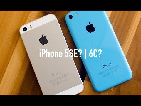 iPhone 5SE Leaks & Rumors (iPhone 6C)