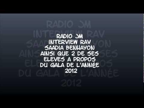Interview de Radio JM avec la Yeshiva Ketana de Marseille 2012