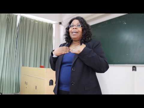 Black & Ethnic Hair in Entrepreneurship Dr. Yvette Hall (@Guangzhou University)