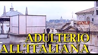 (Italy 1966) Armando Trovaioli - Adulterio All`Italiana